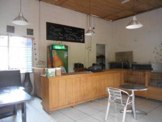 Waspam, Nicaragua: Wangki Pizza