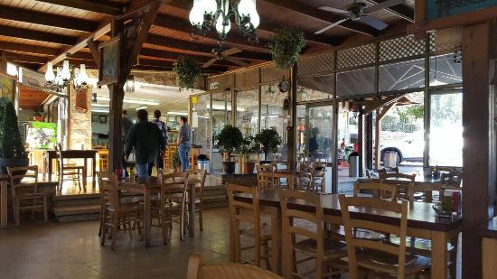 The Lebanese Restaurant