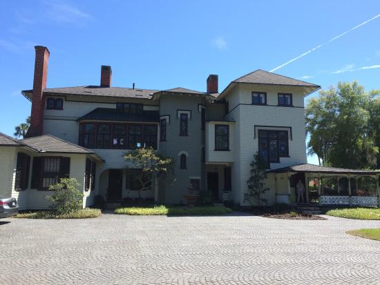 DeLand, Flórida: Stetson Mansion