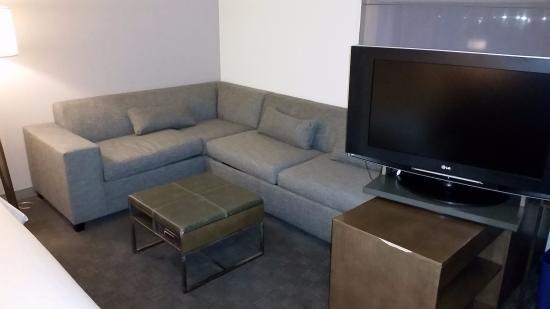 เล็กซิงตัน, แมสซาชูเซตส์: Sitting area.