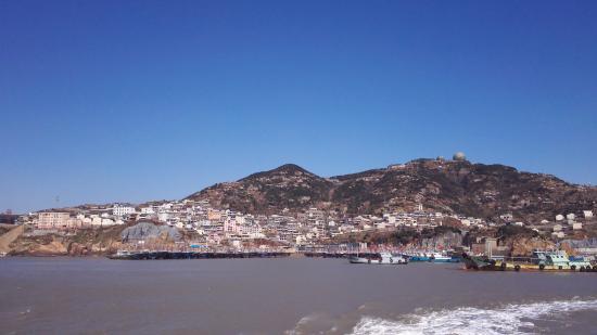 Shengsi County, Κίνα: 嵊山港口
