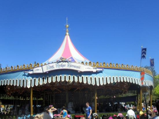 King Arthur Carrousel