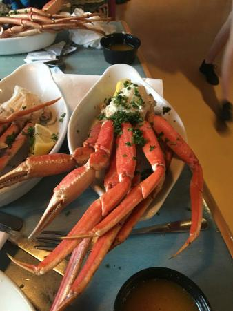 all you can eat crab legs picture of fins island buffet grill rh tripadvisor com au