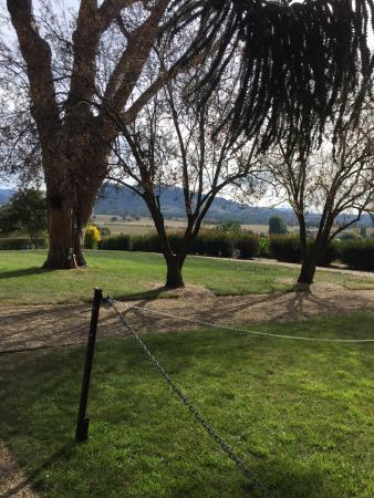 Lanyon Homestead: Beautiful views. This is one of many photo's taken