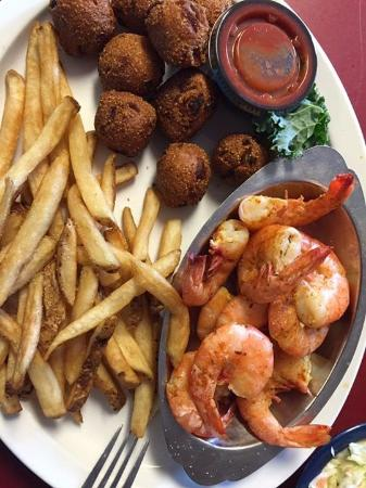 Blue Ridge Seafood & Crab Restaurant: Yum!