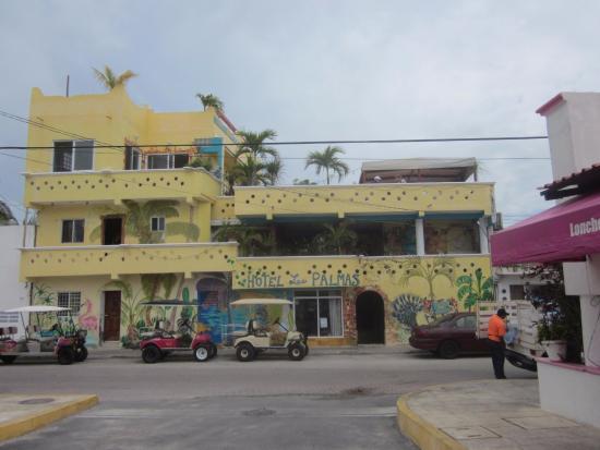 Hotel Las Palmas - one of a kind!