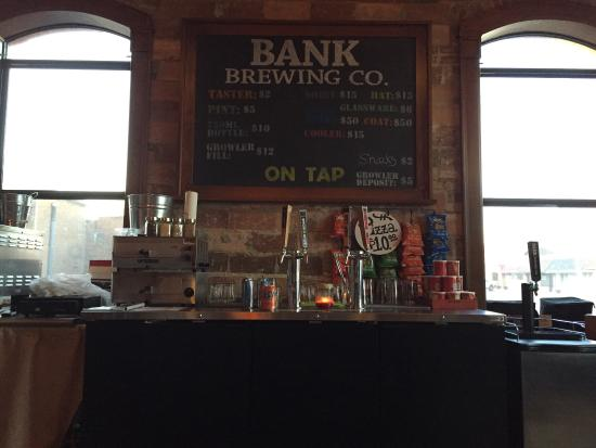 Hendricks, MN: Bank Brewing Company