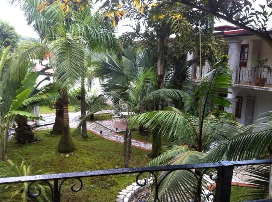 Hotel posada cuetzalan reviews puebla mexico for Jardin xochicalli
