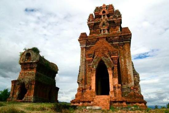 Binh Dinh Province, Vietnam: Great ancient temples