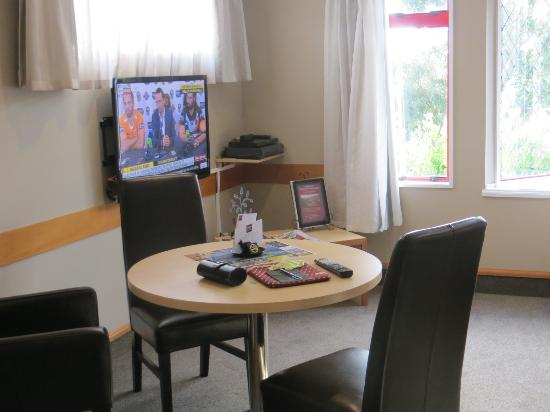 Amross Court Motor Lodge: Everything included to make a great stay