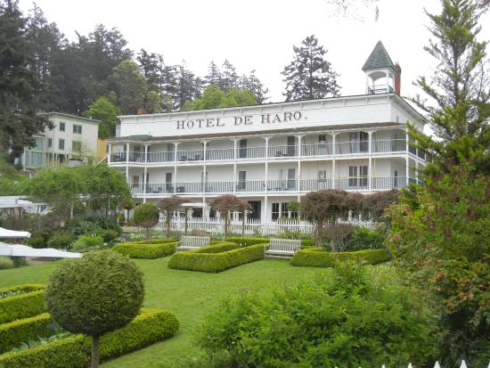 Hotel de Haro at Roche Harbor Resort Image