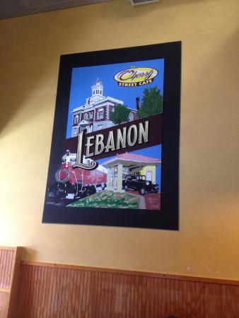 Cherry St Cafe Lebanon Ohio