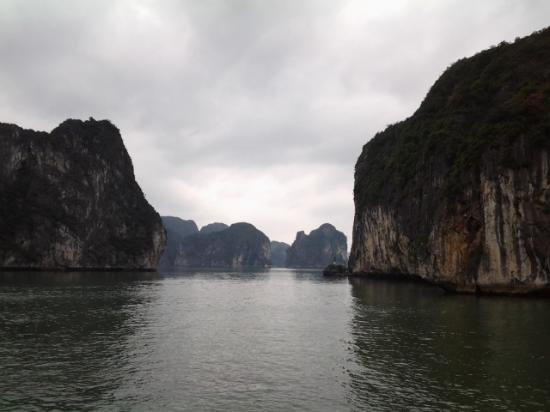 Halong Kayaking Tour