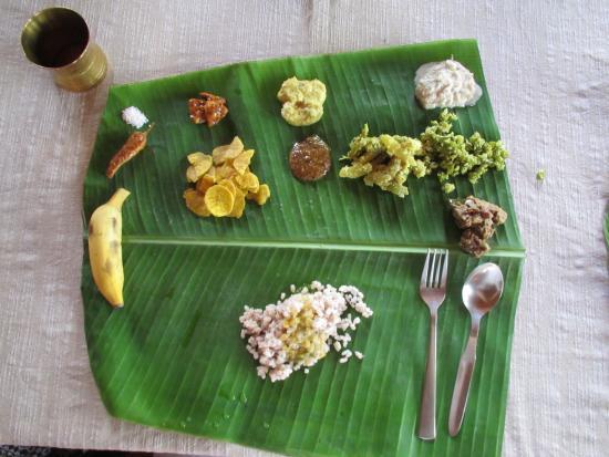 Ayurveda Yoga Villa: The food is amazing
