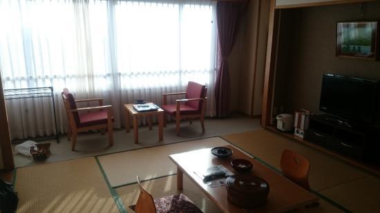 Kanponoyado Katsuura: 和室1