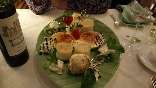 Twello, Pays-Bas : Grand dessert die iedereen zal smaken