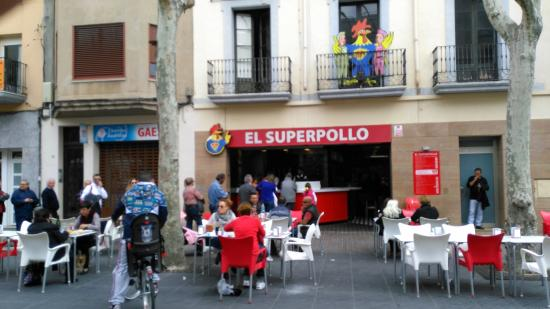 El Superpollo Restaurante