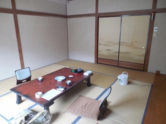 Hotel Hakubaso: 休憩用の個室