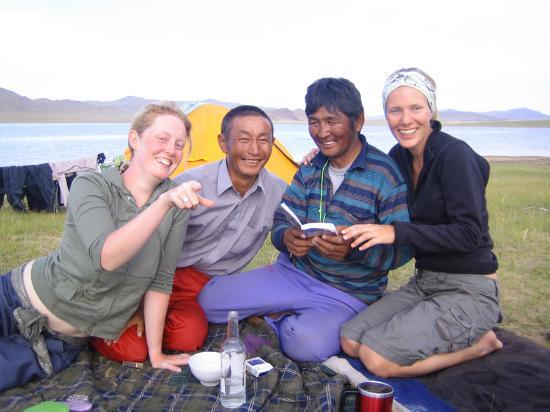 Mongolia Trekking