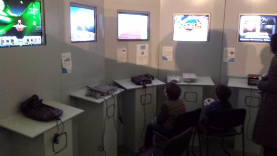 Retro games consoles picture of the centre for computing history