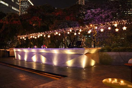 Fable Outdoor Bar Picture Of Club Jakarta Tripadvisor
