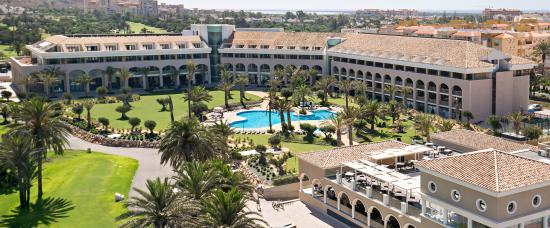 Hotel Ar Golf Almerimar Bild Fran Hotel Golf Almerimar Tripadvisor