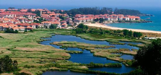 Parque natural de las Marismas de Santona
