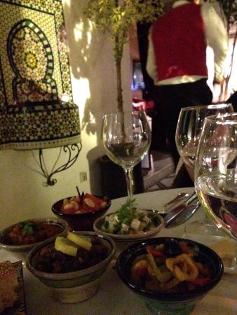 Restaurant Riad Monceau: photo0.jpg