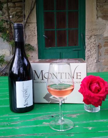 Domaine de Montine : Un moment de bonheur