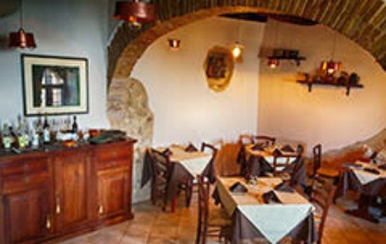 Locanda Castellina: Prima sala