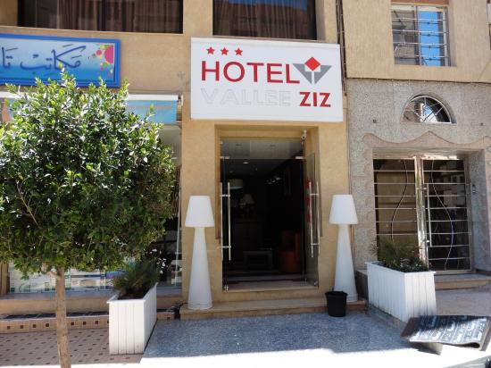 Hotel Vallee Ziz