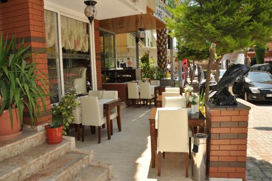 Ozcan Hotel: ÖZCAN OTEL GİRİŞ