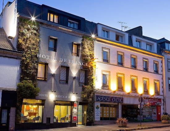 Restaurant Hotel Ocean Concarneau