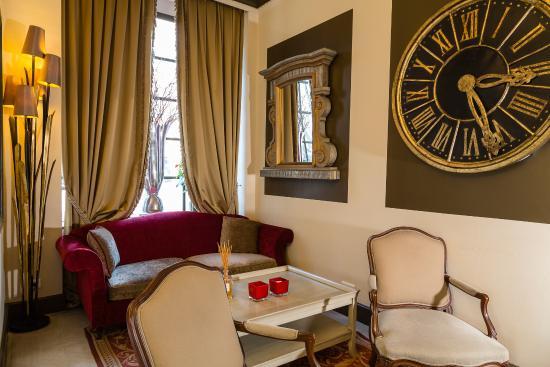 Hotel Le Cavendish: Lobby