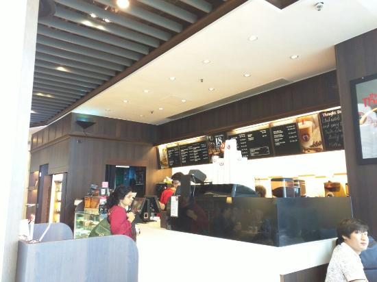 Pacific Coffee (The Peak Tower) – fotografia
