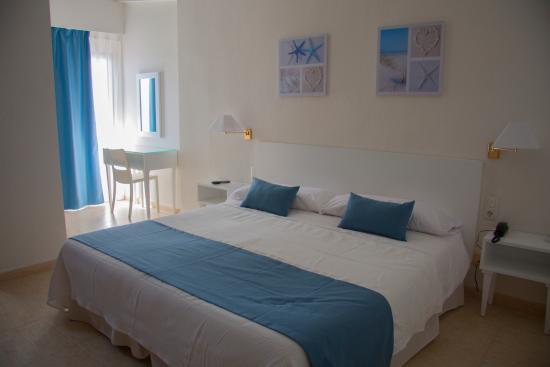 Hotel Sicania: Habitación vistas al mar