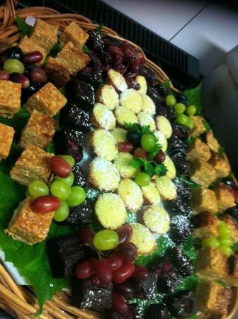 The Village Cafe not only cooks fresh & healthy meals 🙂 we also provide catering to your needs.