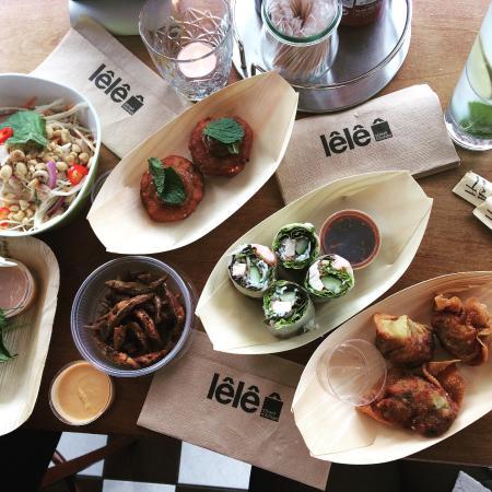Lele Street Kitchen: Et udplug af vores mad