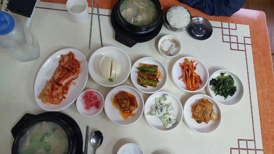 Dda Kkeun Han Table