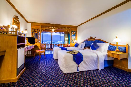 Lotus Hotel Pang Suan Kaew: Deluxe Room