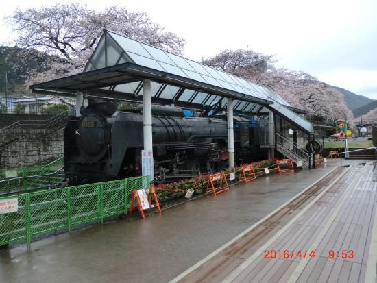 Yamakita Town Railway Park