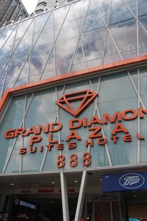 ‪Grand Diamond Plaza‬