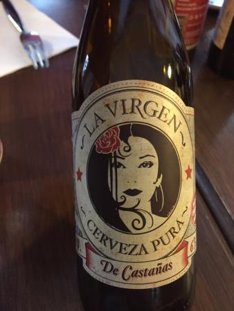 LA MIGA: Great seasonal beer, well worth a try.