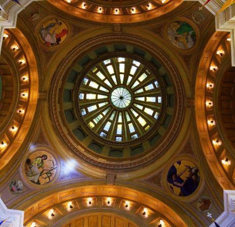 Pierre, Dakota del Sur: State Capitol