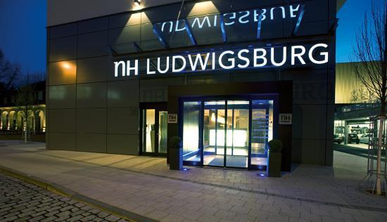 NH Ludwigsburg: Facade
