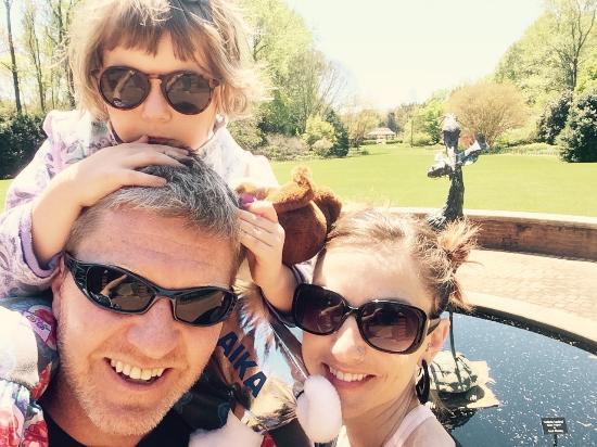 Huntsville, AL: family selfie