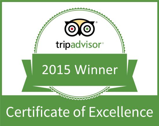 Vivian Studios: Certificate of Excellence 2015