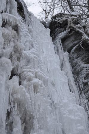 Vanov Waterfalls
