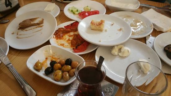 Zahter Kahvaltı Salonu