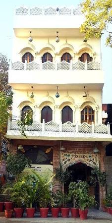 Durag Niwas Guesthouse: Aussenansicht des Hotels